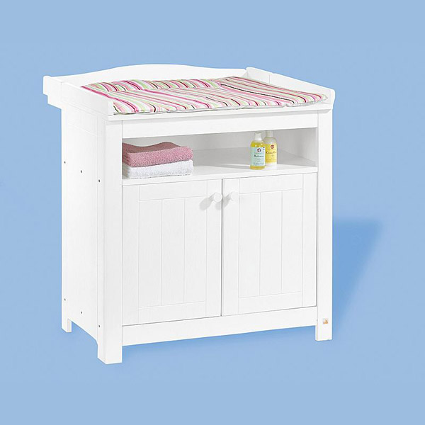 Changing Table Installation