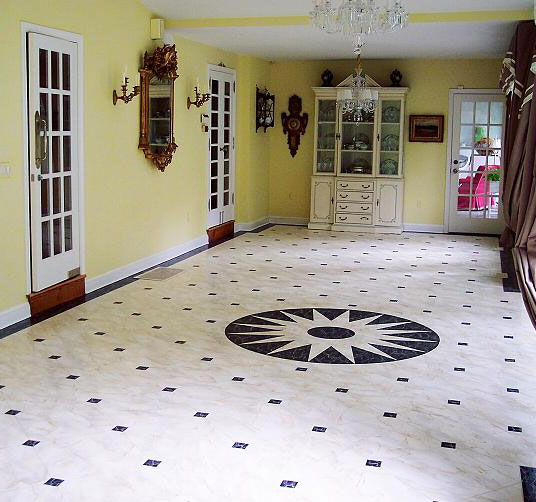 Painting and Flooring