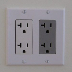 Repair Electrical Outlet